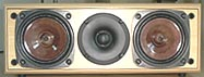 High End Center Speaker REAL 1